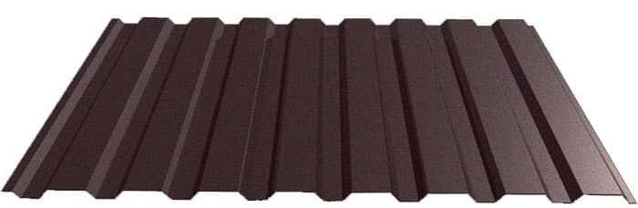 Профнастил MP-20 0,45мм VIKING MP